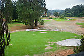 Поле для гольфа на реконструкции