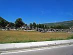 По кладбищу видно, преимущесвенно какое население этого города
