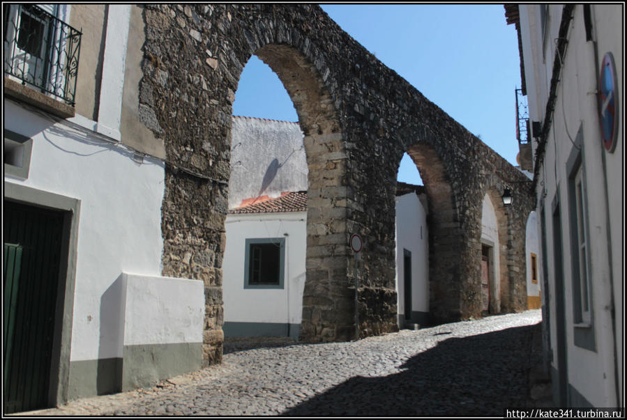 Жара в Эворе Эвора, Португалия