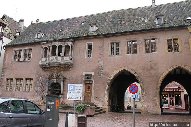 здание бывшей Кордегардии