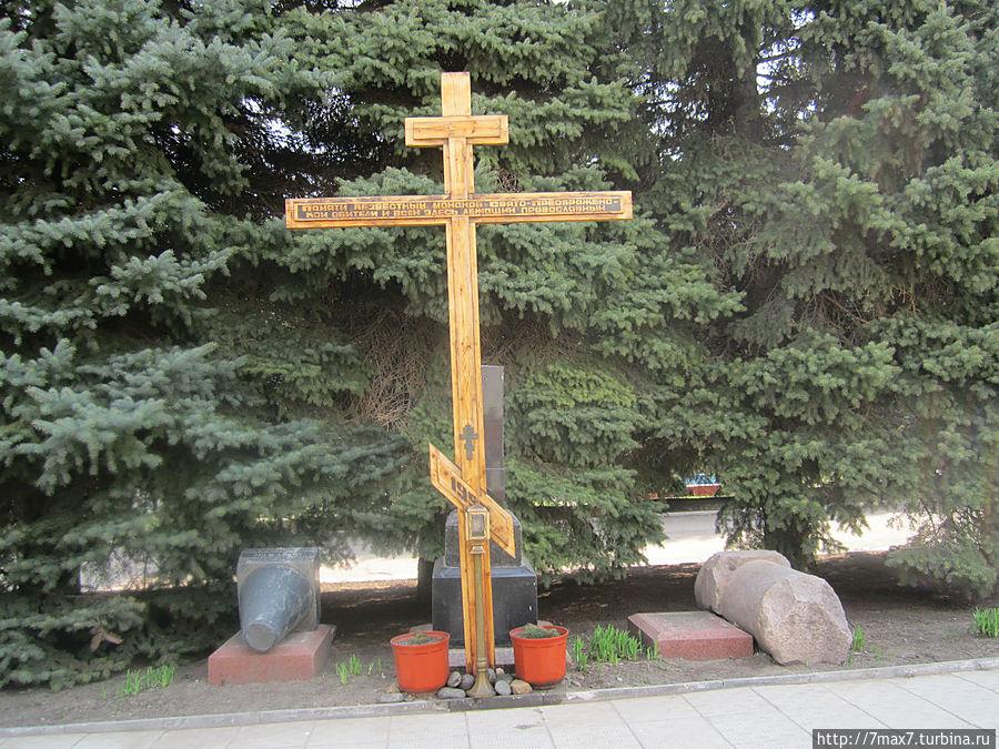 памяти безвестных монахов Свято- Преображенской обители
