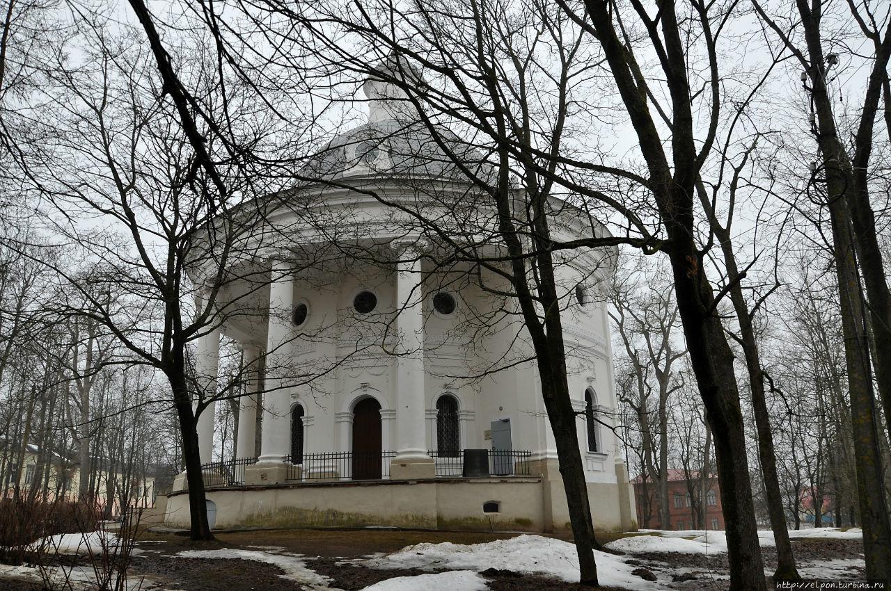 Церковь Екатерины, 1793 г