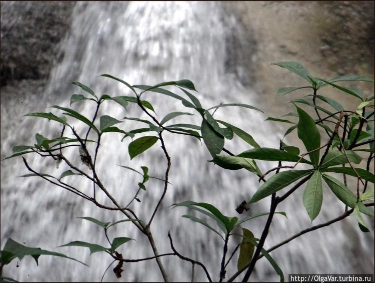 Таиланд — водопады Эраван