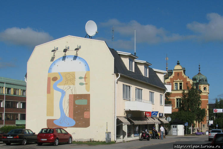 Хапаранда Швеция