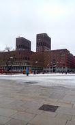 Здание ратуши.