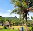 Деревня Муайра на острове Навити
