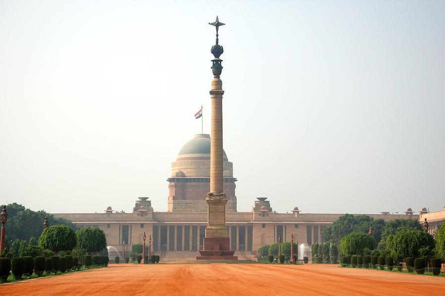 Дворец Раштрапати-Бхаван