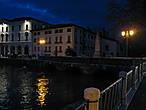 Мост Данте — место, в котором соединяются воды Силе и Каньяна. Упоминается в «Божественной комедии» Данте.
