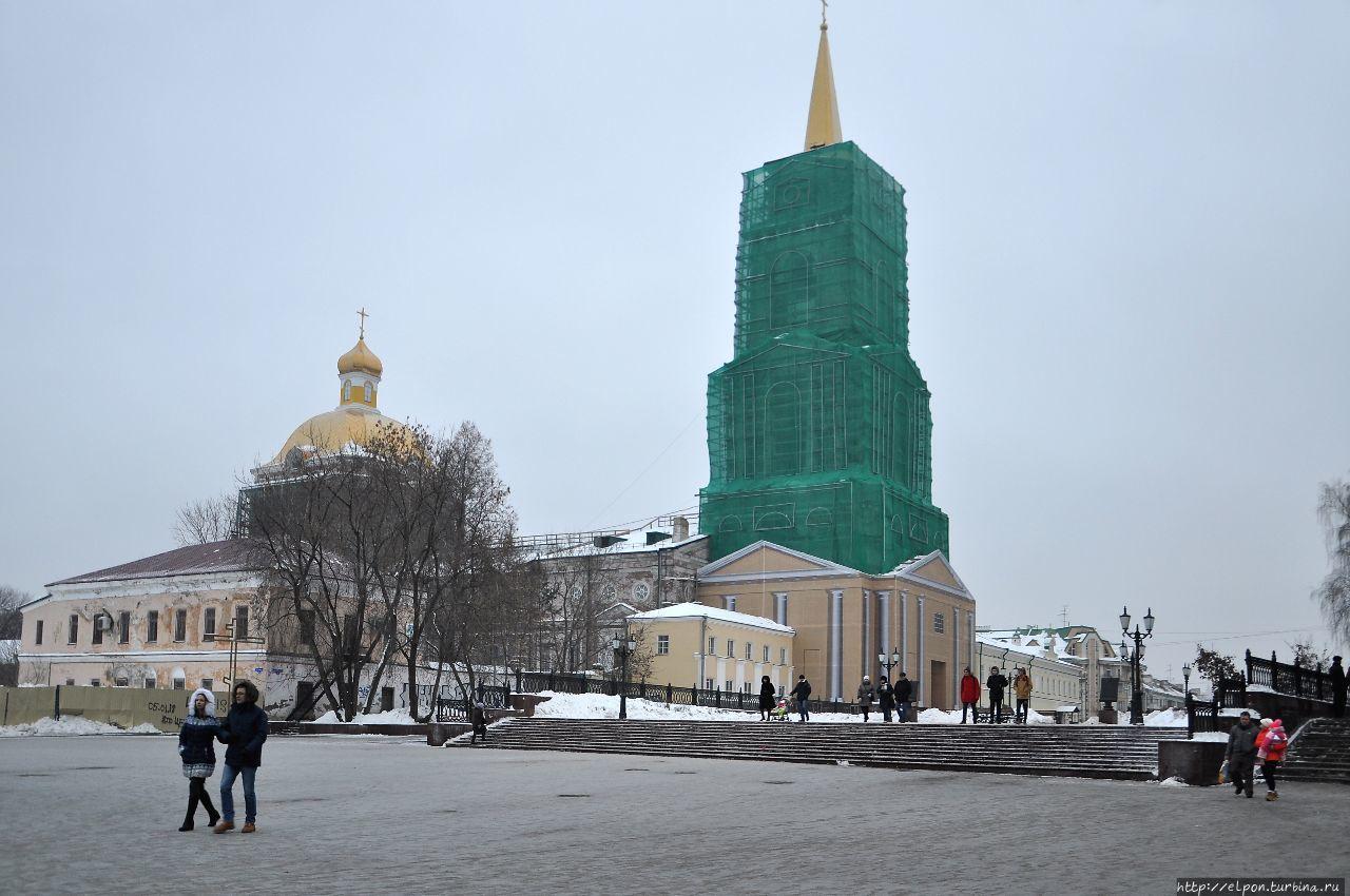 На встречу с зимой или Счастье не за горами Пермский край, Россия