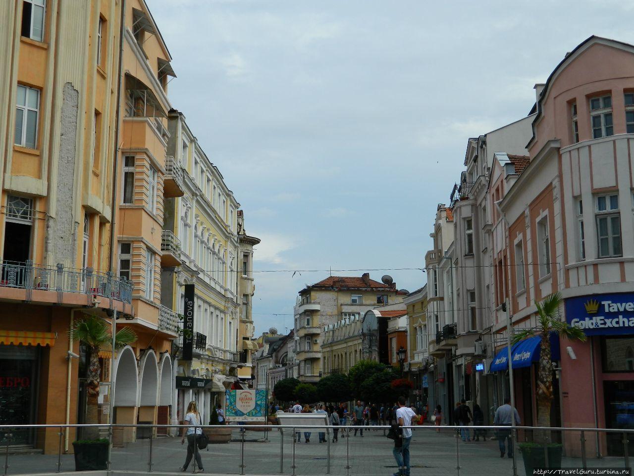 Старый Пловдив: музей всех исторических эпох