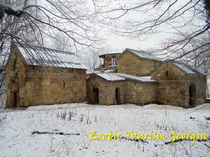 Монастырский комплекс Цхракара Матани