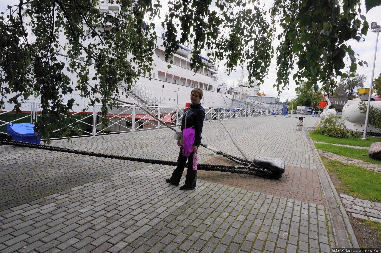 Куда же на Балтике без кораблей? Калининград, Россия