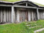 В этом здании проходили общие собрания викингов