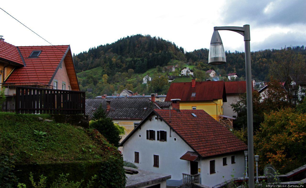 Идрия, Словения