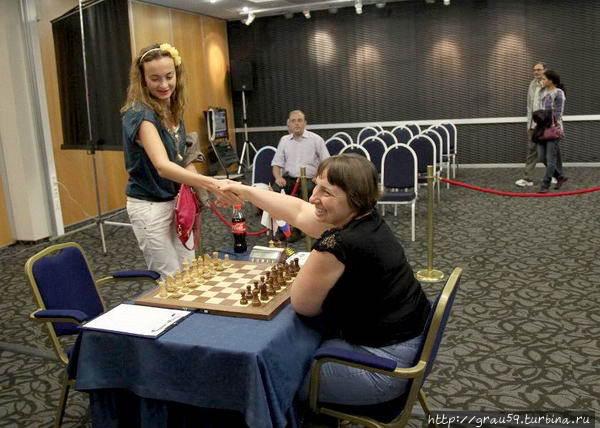 Стефанова (слева) и Ковал