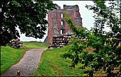 Замок Миндовга (руины)
