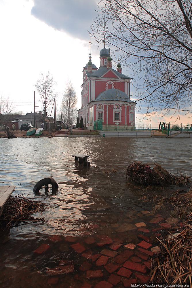 В путешествие с собакой. Переславль-Залесский Переславль-Залесский, Россия
