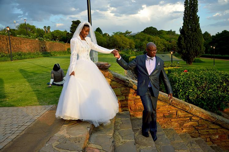 Африканская свадьба на ст