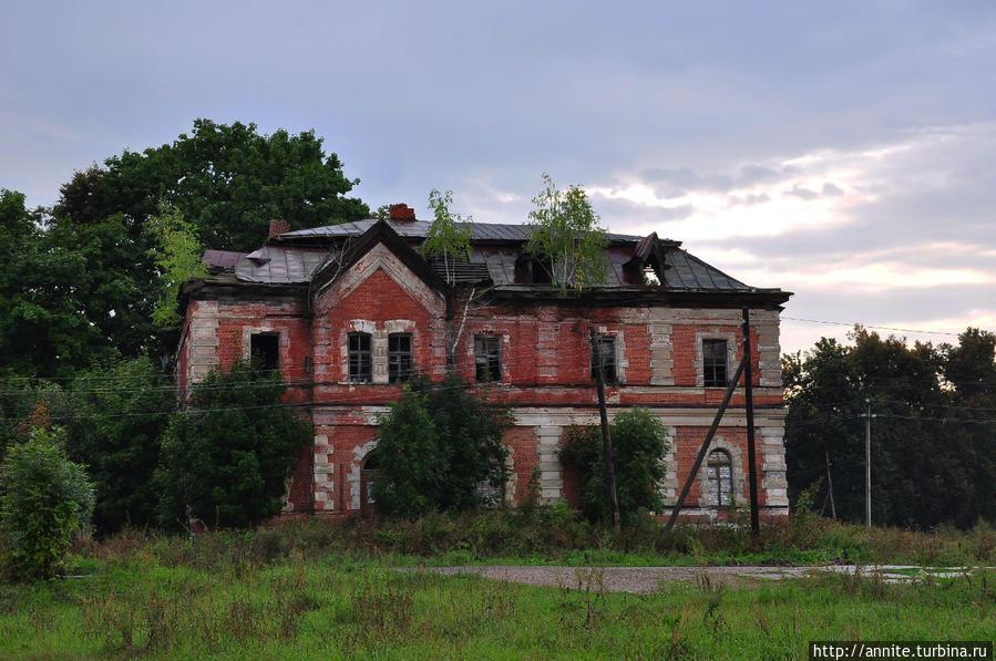 Дом для рабочих. Старожилово, Россия
