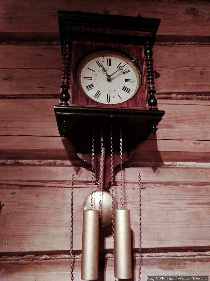 Часы Васнецова ходят и до