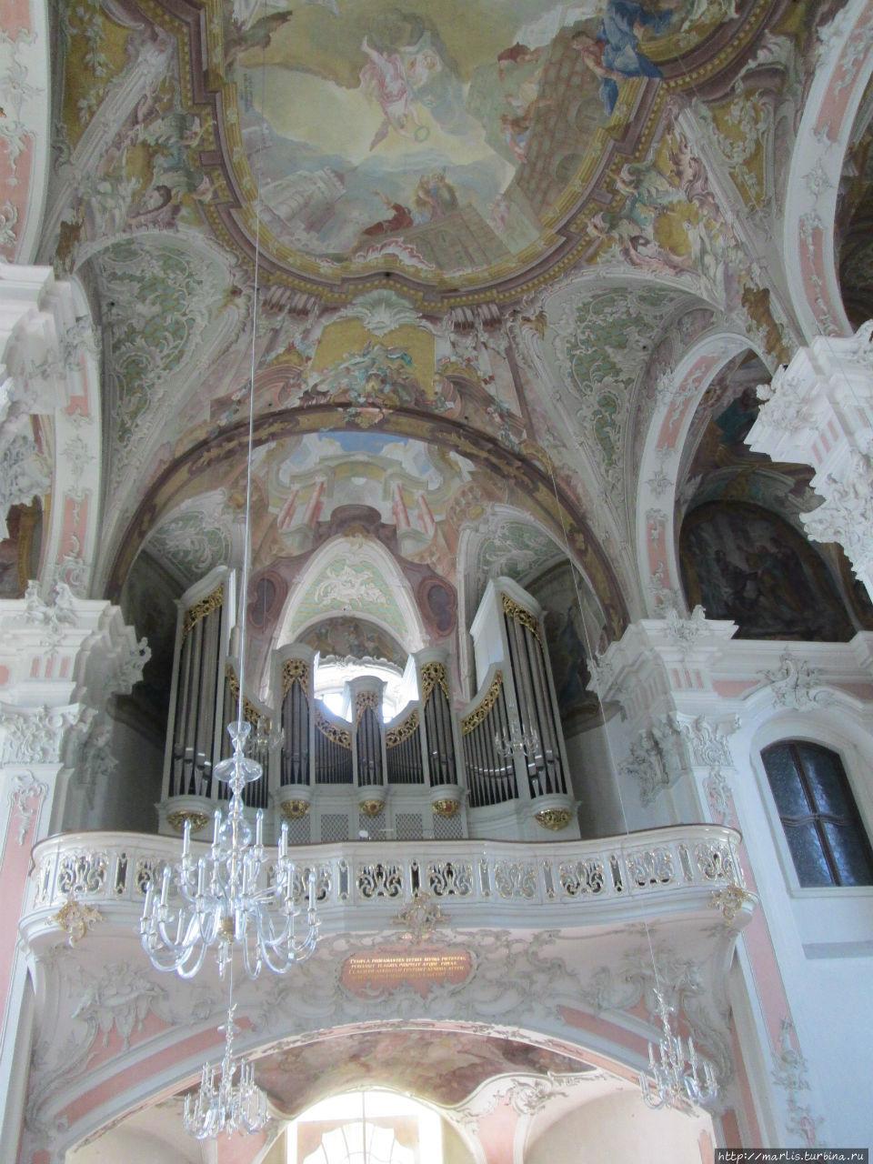 Церковь Св. Петра Майнц, Германия