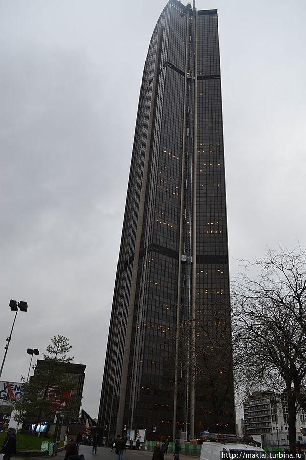 Башня Монпарнас.