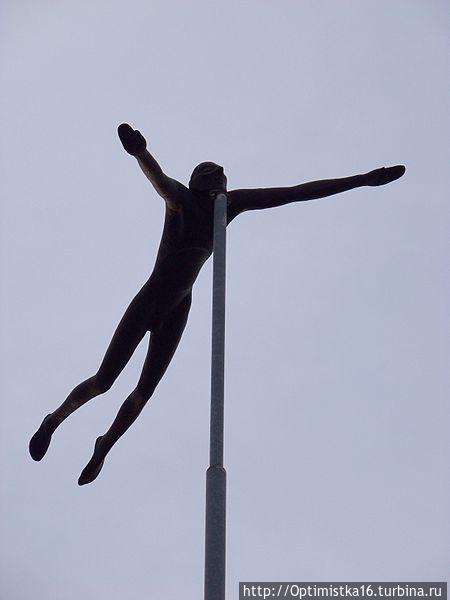 Франтишек Скала :  Воздухоплаватель (фото из интернета)