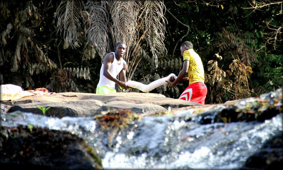 Когда смотреть гвинейские водопады? Дубрека, Гвинея