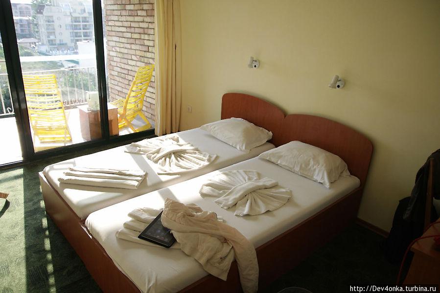 Недорогой отель