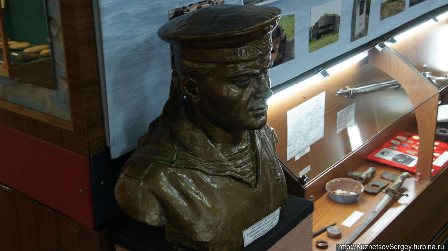 Музей Боевой Славы в Петропавловске-Камчатском