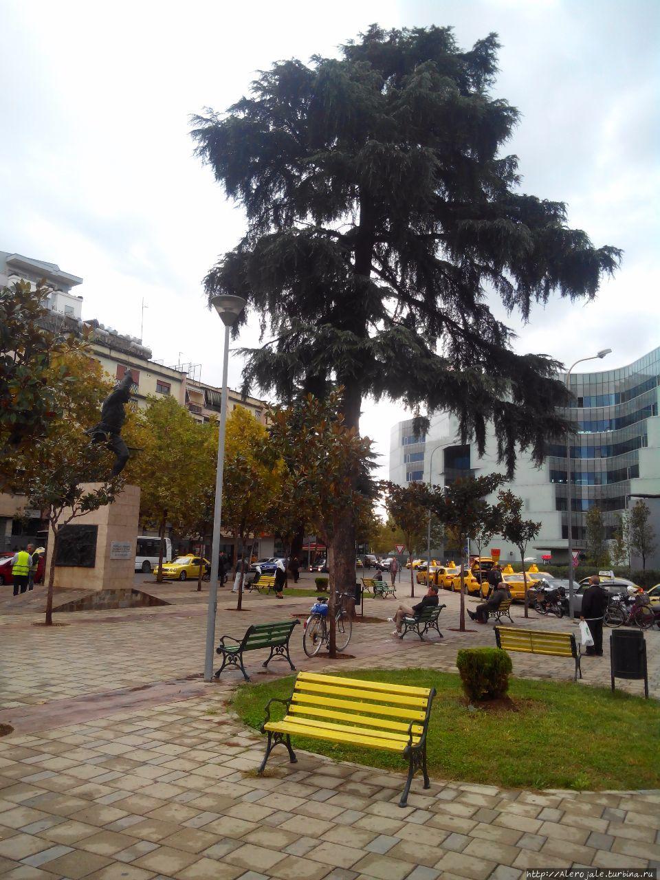 Улицы Тираны (2) Тирана, Албания