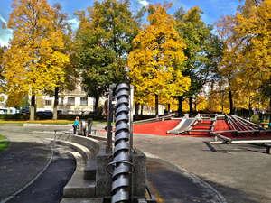 Осенью здесь особенно красиво