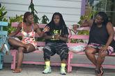 Три Багамские подруги.