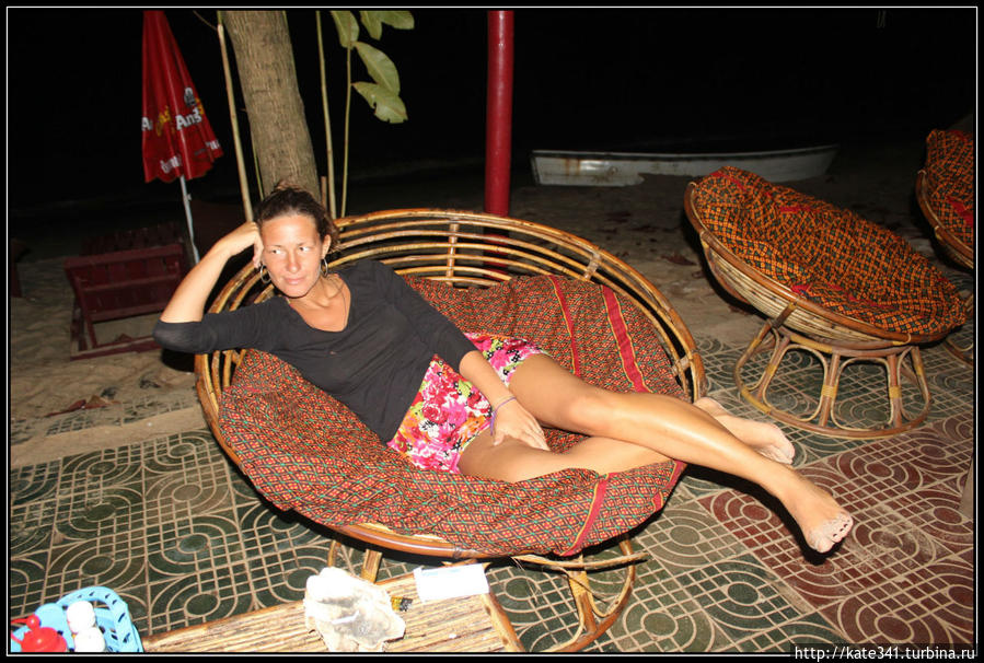 Неделька в Сиануквиле, Отрес Сиануквиль, Камбоджа