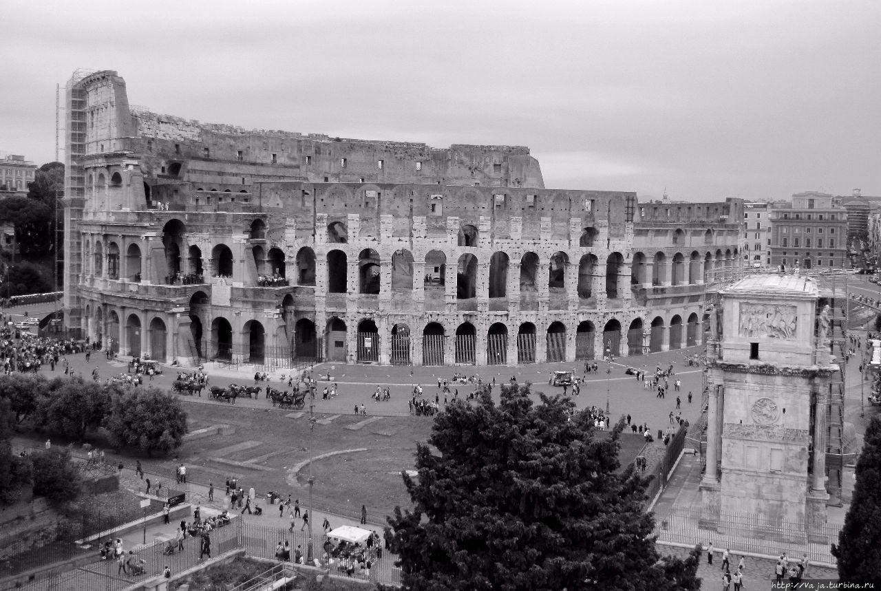 Римский калейдоскоп Рим, Италия