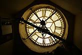 Часы изнутри