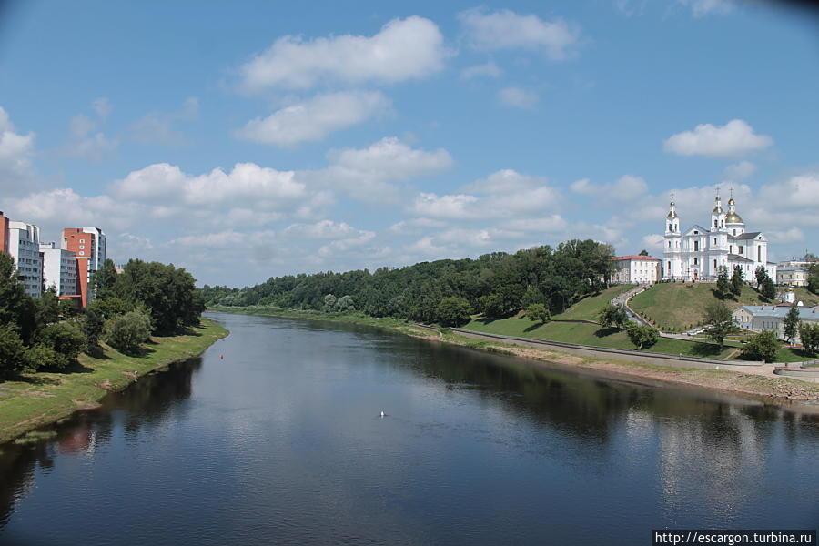 Ну и конечно же Западная Двина