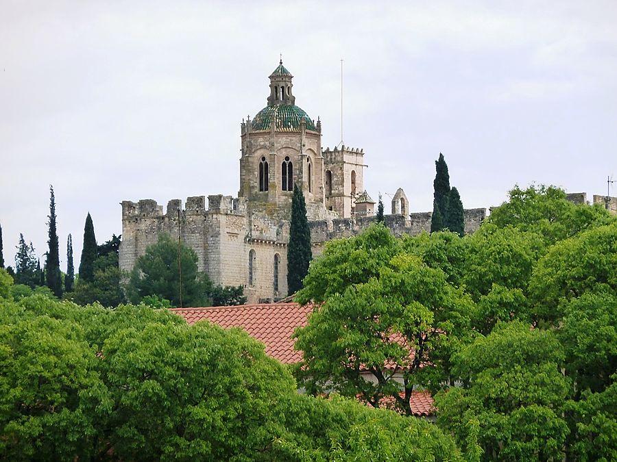 Монастырь Сантес Креус