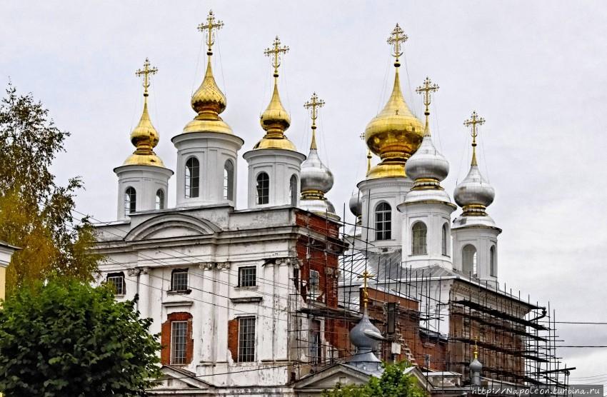 Воскресенский собор Шуя, Россия