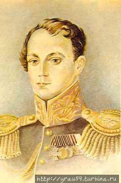 А.И.Казарский (фото из Интернета)