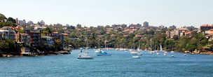 Очень многие австралийцы имеют свои яхты