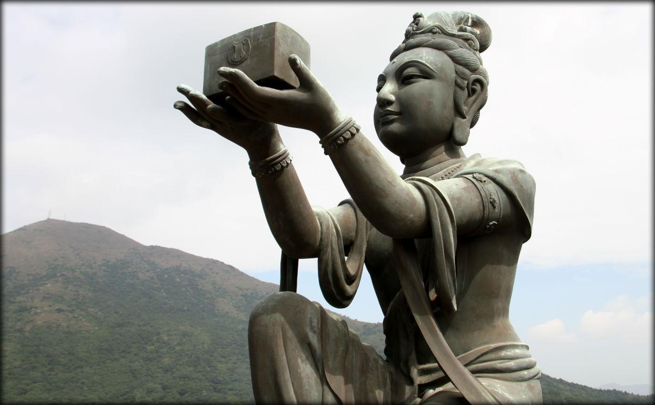 Встреча с Большим Буддой