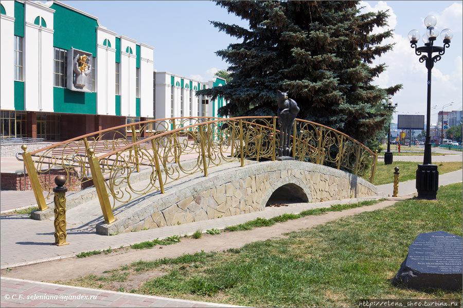 8. Лисий мост — самое лег