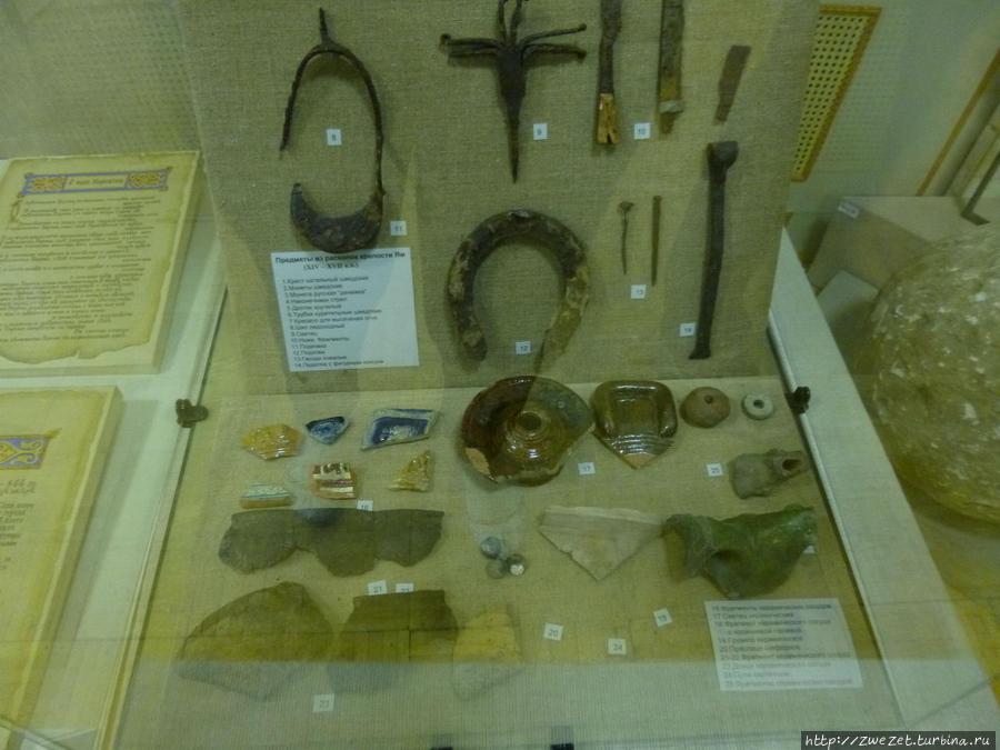 Краеведческий музей г.Кингисеппа Кингисепп, Россия