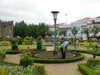 Сад Святой Варвары (Санта-Барбары)