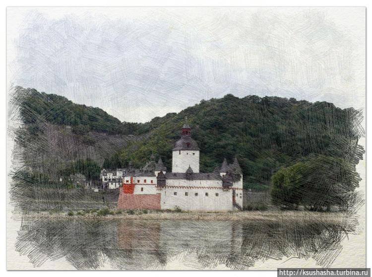 «Замок на Рейне» или «Рей