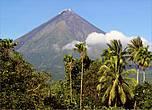*Главная достопримечательность провинции Албай — вулкан Майон