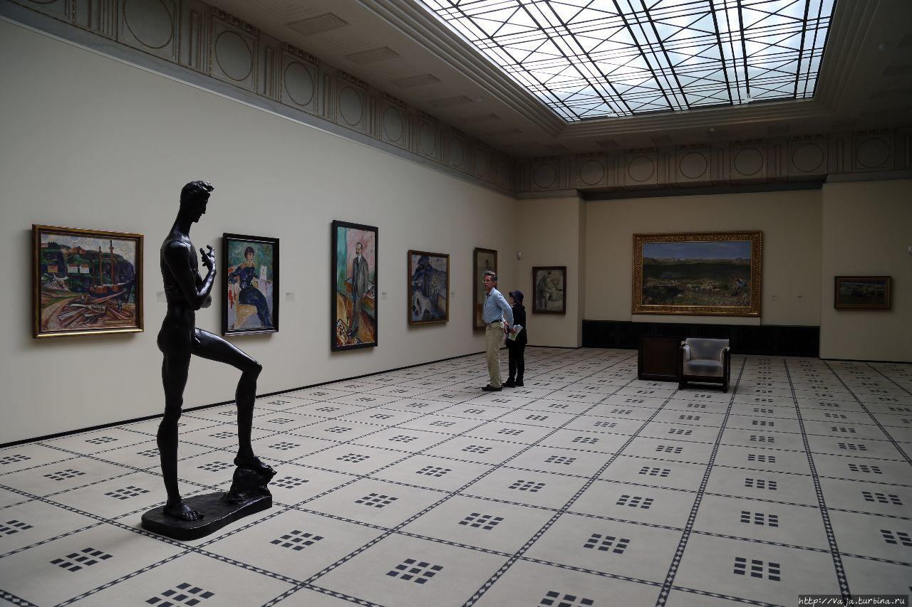 Художественный музей Кунстхаус. Четвёртая часть Цюрих, Швейцария