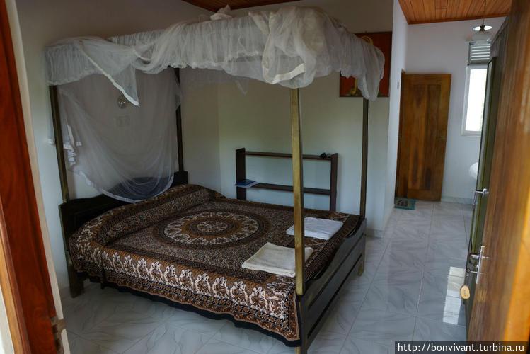 Номер, вторая кровать поз