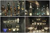 Опять же, быт и утварь жителей показывается через стеклянную посуду, бутыли и графины, появившиеся здесь в XVIII веке.